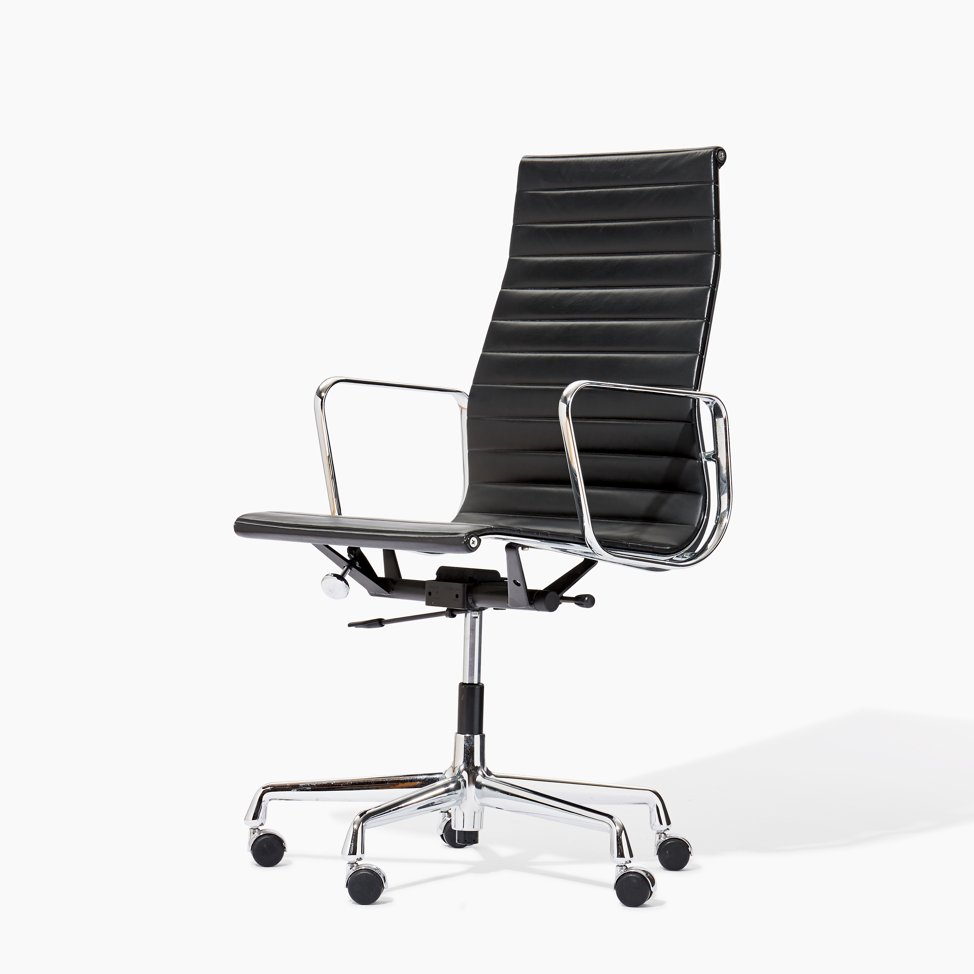 Vitra Eames Ea 119 Bureaustoel.Ray Eames Lots In Our Price Database Lotsearch
